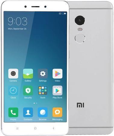 Xiaomi Redmi Note 4 64GB (серебристый)  — 18990 руб. —  Смартфон Xiaomi Redmi Note 4 получил обновленный стильный корпус из полированного алюминия, а также высокопрочное защитное стекло с олеофобным покрытием. Кроме того, среди ключевых отличий от девайса предыдущего поколения можно назвать батарею увеличенной емкости и техническую платформу со сниженным энергопотреблением. Теперь заряда аккумулятора хватает на 12 часов просмотра видео с высоким разрешением, 18 часов разговора или на 2-3…