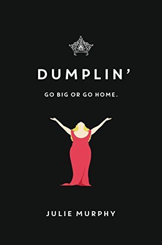 Dumplin'- Willowdean has always been at home in her own skin. With her all-American-beauty best friend, Ellen, by her side things have always worked until Will meets Bo. Will isn't surprised to find herself attracted to Bo. She is surprised when he seems to like her back. Instead of finding self-assurance in her relationship with Bo, Will starts to doubt herself. She sets out to find her confidence by doing the most horrifying thing she can imagine: entering the Miss Teen Blue Bonnet…