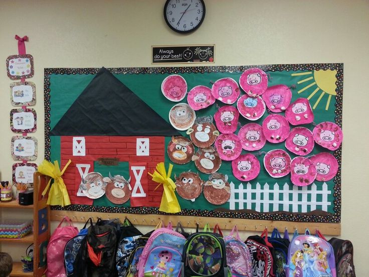 Classroom Unit Ideas : Best farm bulletin boards images on pinterest farms