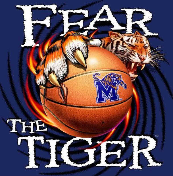 Go University of Memphis Tigers!