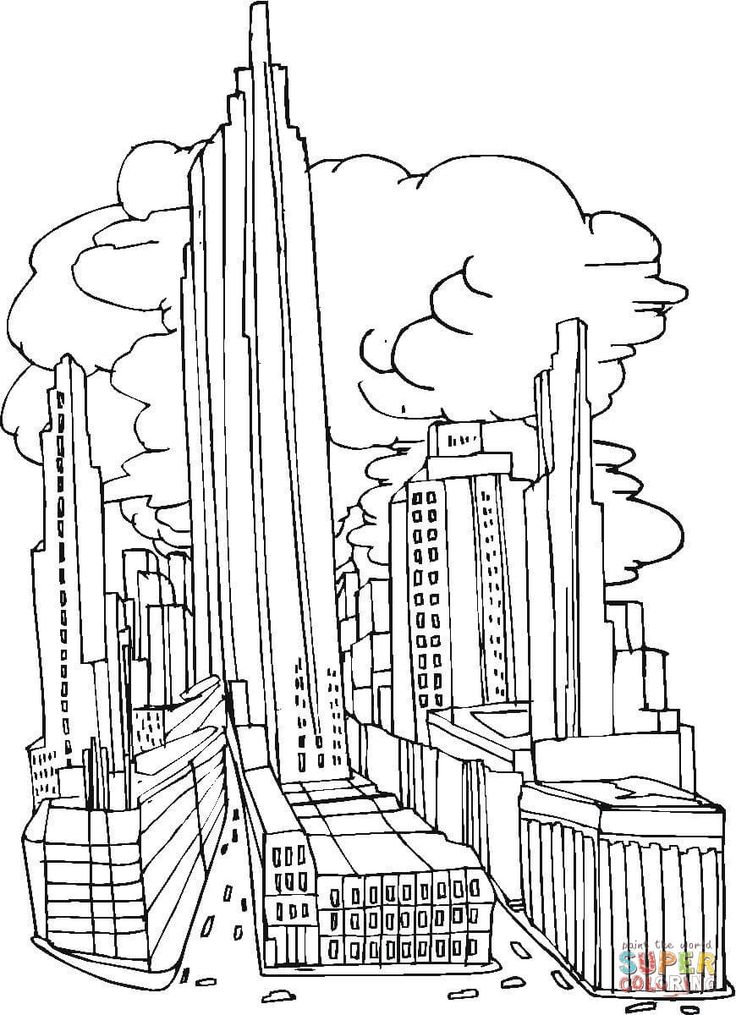 30 best 9/11/01 images on Pinterest | Coloring pages, September 11 ...