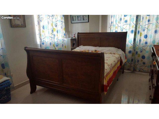 Cuerpo de cama trineo