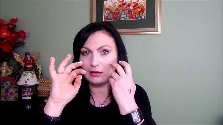 """Usuwanie włoskow na twarzy:) """"moja"""" metoda"""