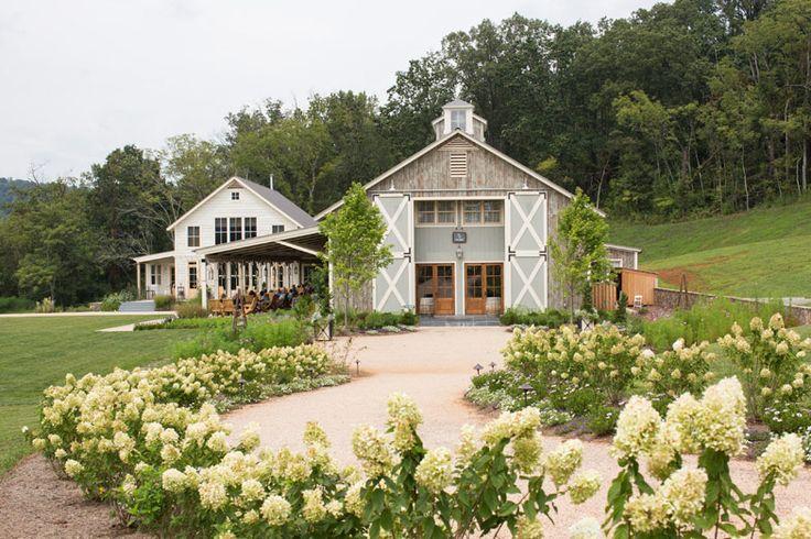 East hill farm wedding