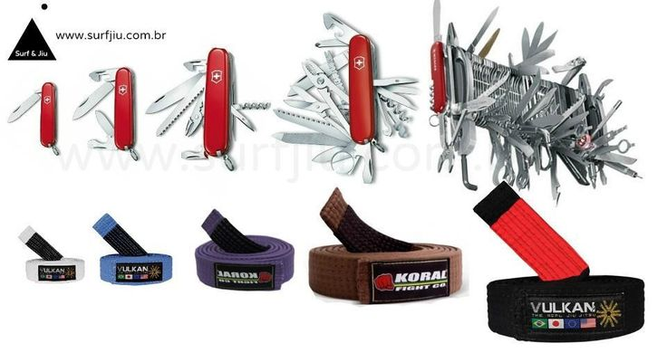 There is something to it :D Jiu Jitsu Tools