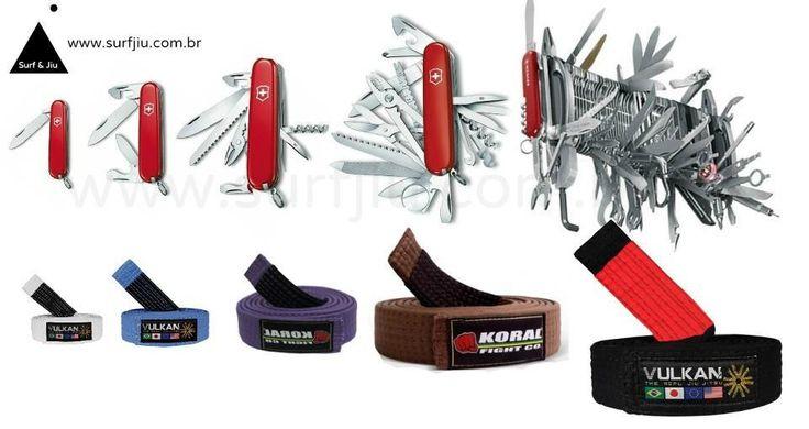 There is something to it :D Jiu Jitsu Tools