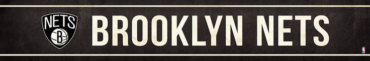 Brooklyn Nets Street Banner $19.99