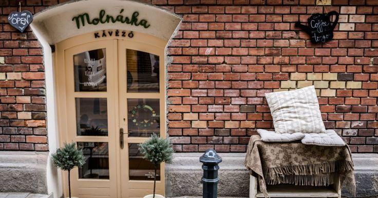 A vendégek kívánsága mindennél előbbre való: Rostás Márta reggeliző-kávézónak szánta a helyet, de meggyőzték róla, hogy ebédmenüt is kínáljon.