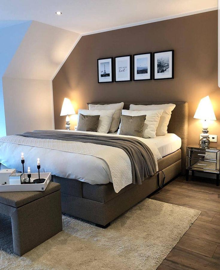 Credit @interior_by_kati #bedroom #bedroomdecor #interior #interiordesigner #in