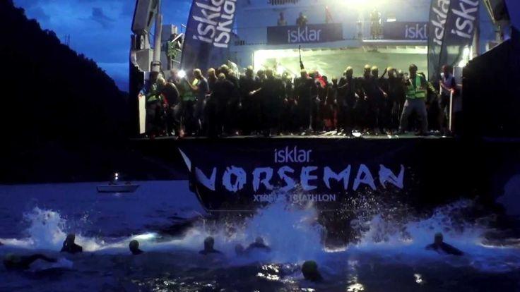 Isklar Norseman 2013 - Blowing in the Wind