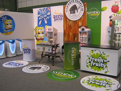Fresh & Fruity at the Progressive suppliers conference