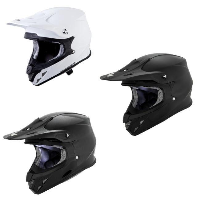 Scorpion VX-R70 SOLIDS - DOT+ECE *Snow Compatible*