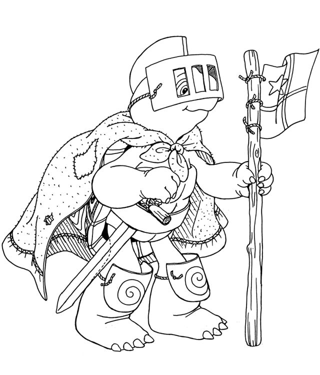20 best Franklin Coloring Pages images on Pinterest | Dibujos ...