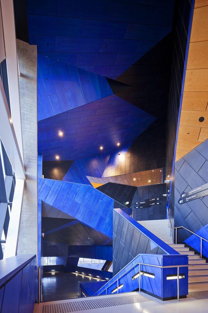 Perth Arena interior