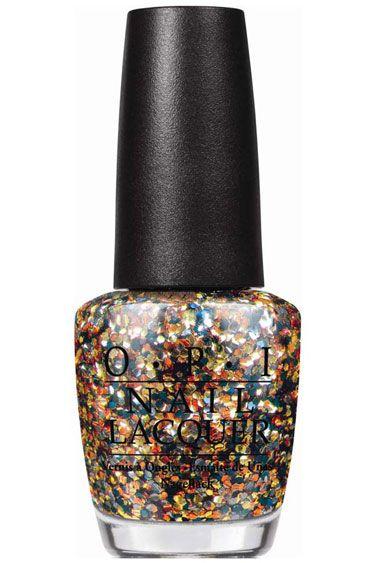 Best Glitter Nail Polish - Holiday Nail Polish - Harper's BAZAAR