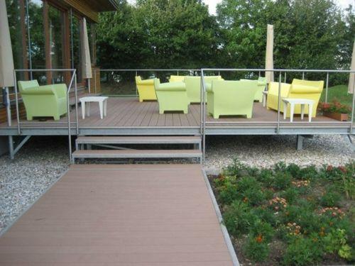 The 25+ Best Ideas About Holzfliesen Verlegen On Pinterest ... Auf Dem Balkon Holzfliesen Verlegen