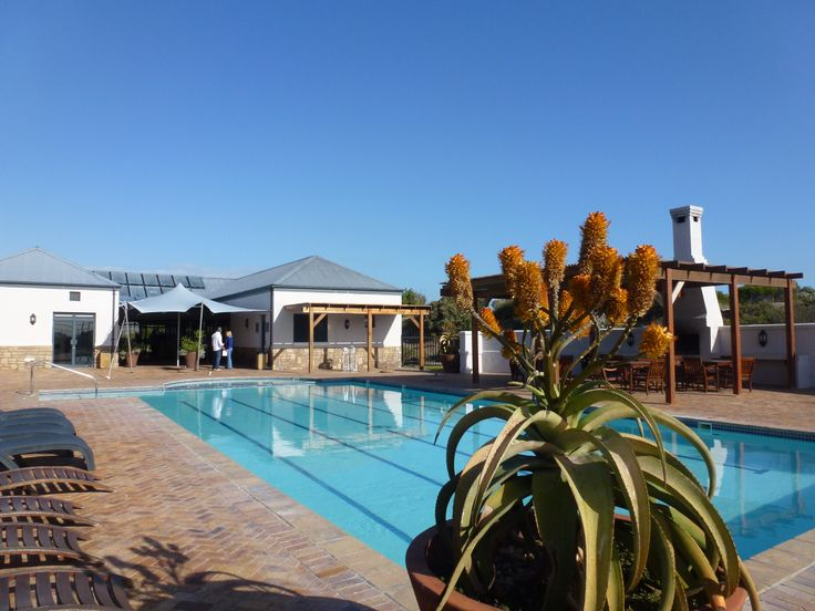 Leisure centre at the Mosaic Course Venue
