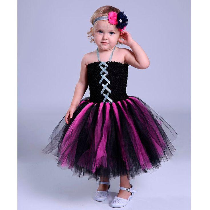 $22.80 (Buy here: https://alitems.com/g/1e8d114494ebda23ff8b16525dc3e8/?i=5&ulp=https%3A%2F%2Fwww.aliexpress.com%2Fitem%2FGirls-TUTU-Dress-Halloween-Pumpkin-Festival-8-Year-old-Girls-Dress-Girls-Black-Tutu-New-Winter%2F32718168454.html ) Girls TUTU Dress Halloween Pumpkin Festival 8 Year old Girls Dress Girls Black Tutu  New Winter Party Dresses with headband for just $22.80