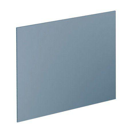 Crédence stratifié Bleu baltique 3 H.64 cm x L.300 cm