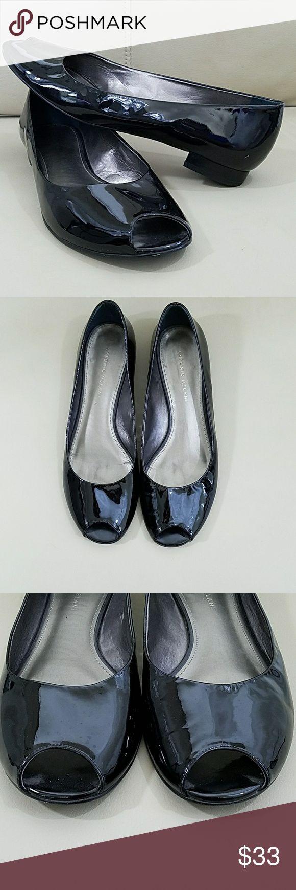 ANTONIO MELANI 0.25 heel Sz 9.5M ANTONIO MELANI Shoes Flats & Loafers