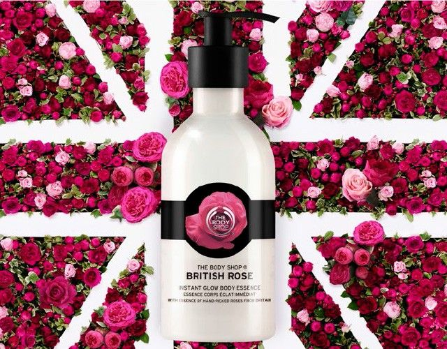 Not just any old 'The Body Shop' review... this one's bloomin' marvellous.