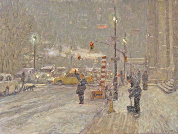 Robert Beck: Representational painting in all genre
