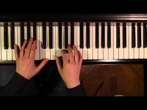 (62) Otmar Binder: Piano Boogie Woogie Tutorial #6: Intro in C/with PDF - YouTube