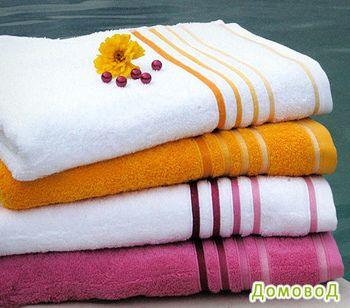 Даем старым полотенцам вторую жизнь