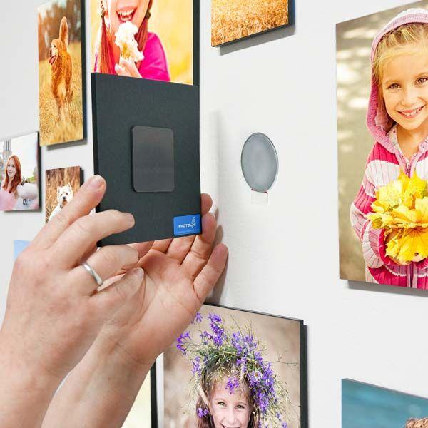Foto Rahmen Einfache Installation Zuhause Magnetisch Transparent Poster