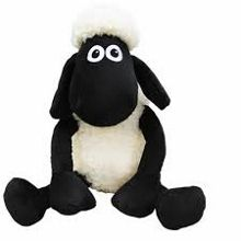 Ivaleegifts - Shaun the sheep soft and cuddly plush sitting toy 30cm, $34.95 (http://www.ivaleegifts.com.au/shaun-the-sheep-soft-and-cuddly-plush-sitting-toy-30cm/)
