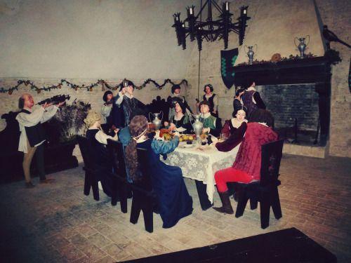 Mondavio's castle
