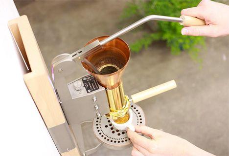 Midcentury Modern Lever Espresso 2