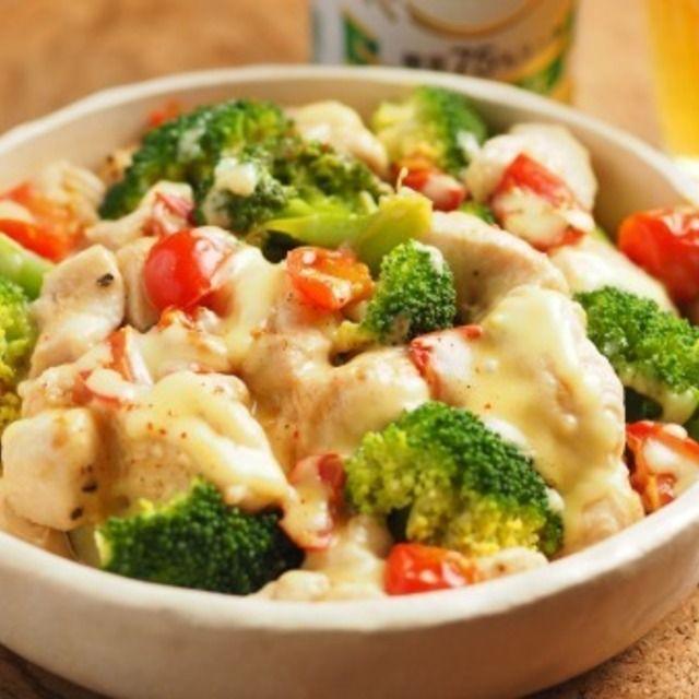 鶏胸肉 電子レンジ レシピ