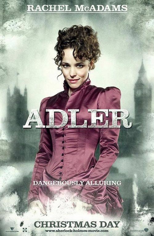 sherlock holmesmovie poster | Sherlock Holmes movie poster. Warner Bros.