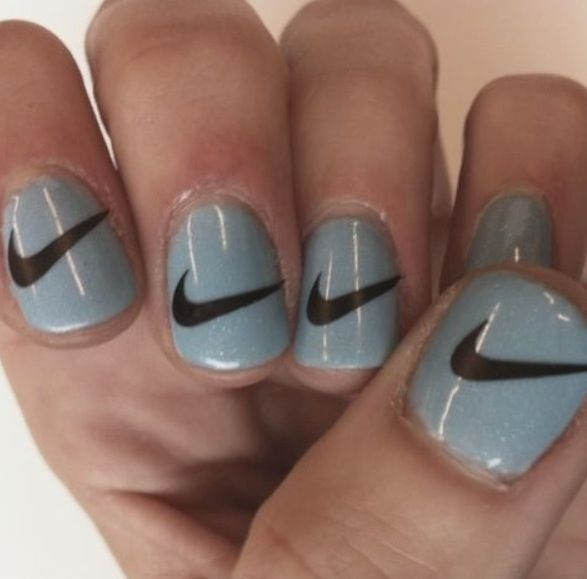 Those are some nails :) I know they are not sporty but I thought they would be better on this board. im gonna try them...