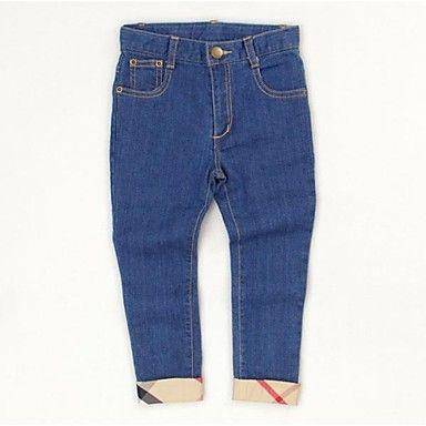 Girl's Zomer/Winter/Voor alle seizoenen/Voorjaar/Herfst Micro-elastisch Middel Spijkerbroeken ( Katoen )(2661152) – EUR € 29.55