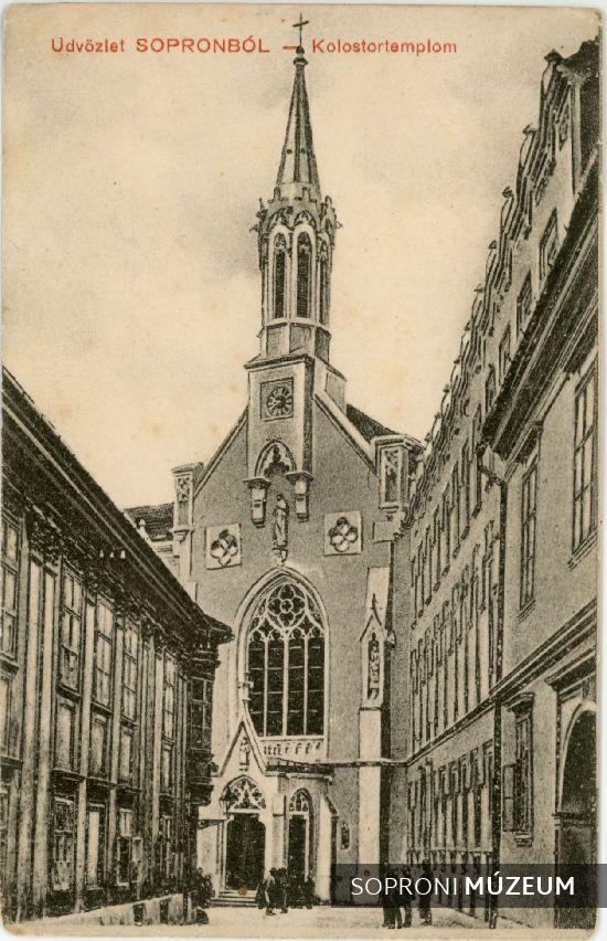 Régiségtár - Sopron, helytörténet, történelem, műtárgyak.