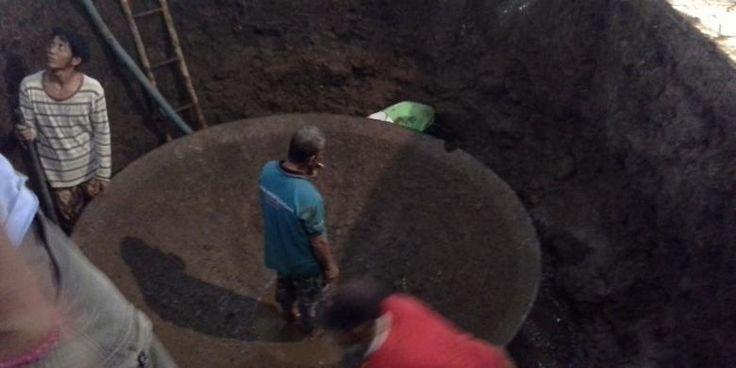 Ini Pemilik Wajan Berdiameter 3 Meter yang Ditemukan di Bawah Bangunan Masjid - Kompas.com