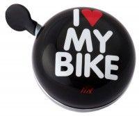 #bell #ilovemybike #dingdong #fashionbike #bike #cycling #bigbell #blackbell