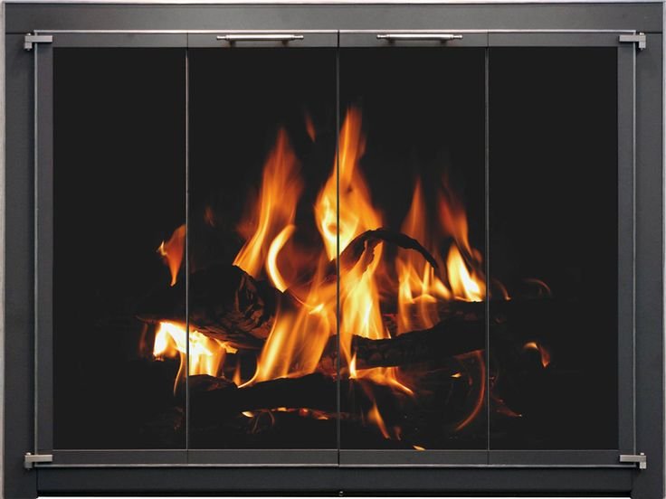 10 Best Heatilator Fireplace Doors Images By Brick Anew On Pinterest