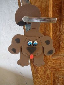 Dog craft idea for kids | Crafts and Worksheets for Preschool,Toddler and Kindergarten