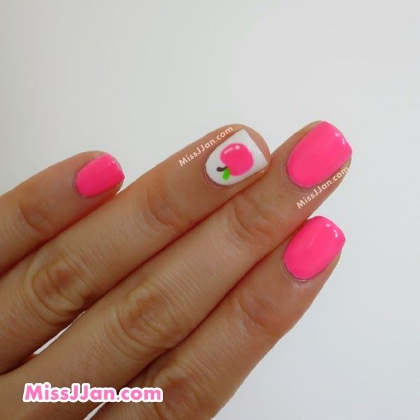 Bright Pink Nail Polish Colors: Best 25+ Neon Pink Nail Polish Ideas On Pinterest