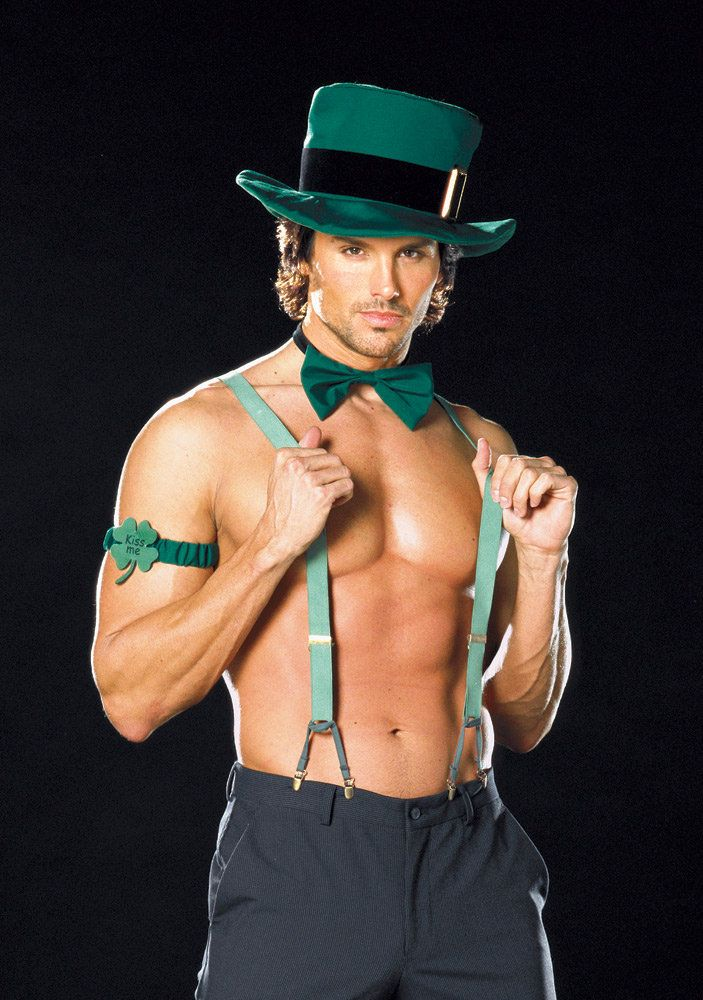 St Patrick's Day | ... St Patricks Day Costumes >> Get Lucky St Patricks Day Adult Costume