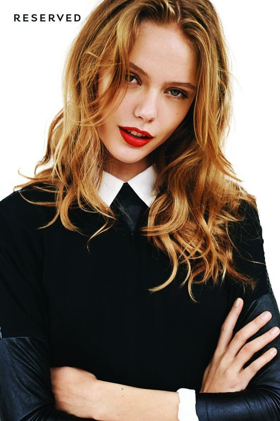 Frida Gustavsson for Reserved collection