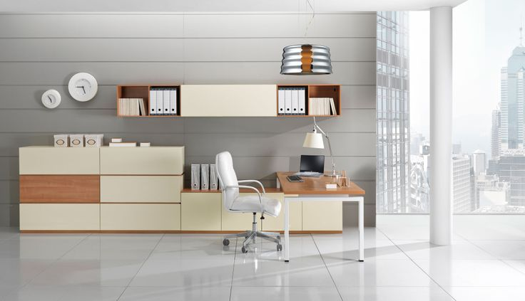 #OfficeTime the perfect solution to organize your work! http://www.giessegi.it/it/arredo-ufficio-moderno?utm_source=pinterest.com&utm_medium=post&utm_content=ufficio&utm_campaign=post-ufficio