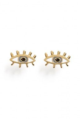 Dynamite metal eye studs by Marc by Marc Jacobs