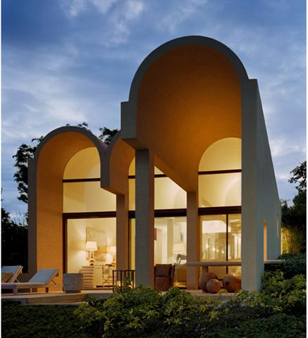 Contemporary architecture from Mexico #zincdoor #ModernArchitecture