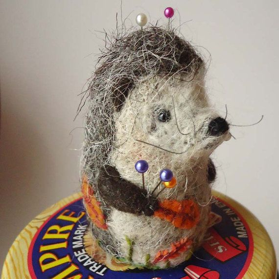 17 Best images about Pincushions Hedgehogs on Pinterest ...