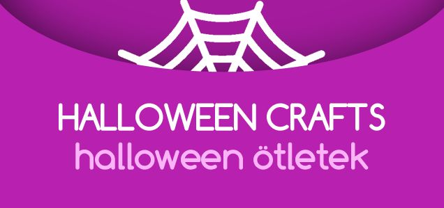 This is our Halloween craft and party decor collection. If you woul'd like to see more craft ideas click on this image (or follow us /our boards!)