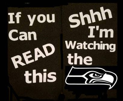 A personal favorite from my Etsy shop https://www.etsy.com/listing/543597384/nfl-nfc-west-socks-if-you-can-read-this
